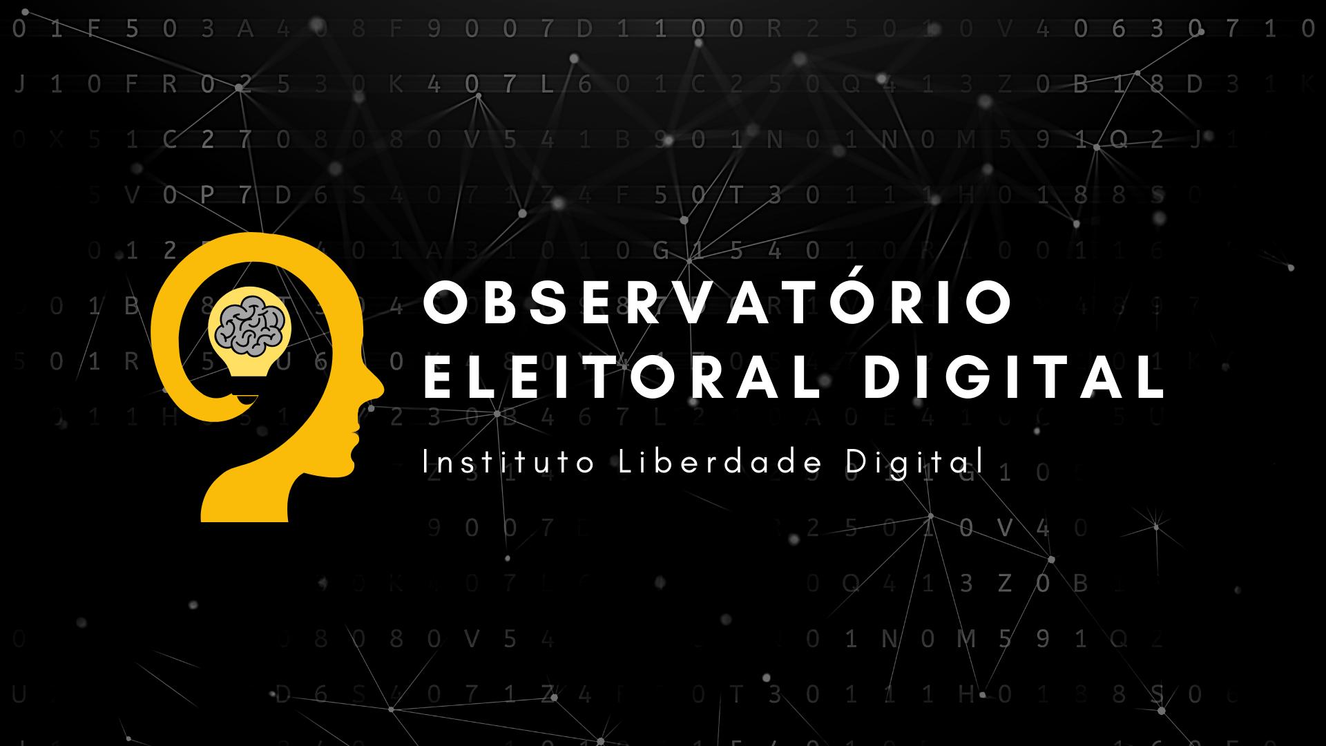 Observatório Eleitoral Digital